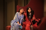 Jade Genga as Janet and Anna Donnell as The Chaperone