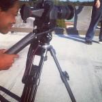 Dark Horse filming
